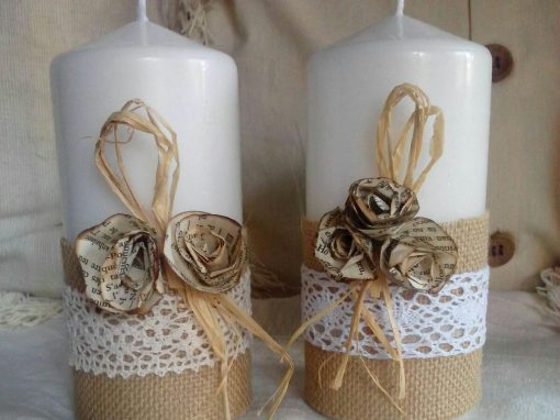 Gift Candles