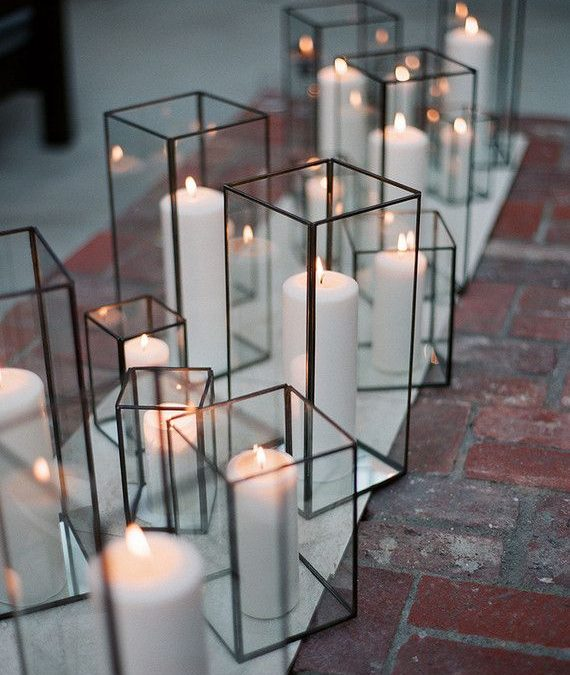 Wedding Function Candles